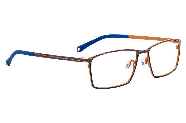 RR018 model - Robert Rüdger Eyewear by Area98 #eyewear #glasses #frame #style #menstyle #accessories