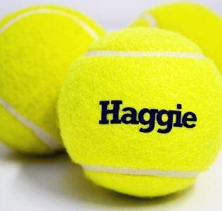 Express Printed Tennis Balls UK stock