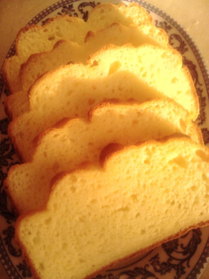 Recetas sin gluten con MIX de harinas básicas : Pan de queso.