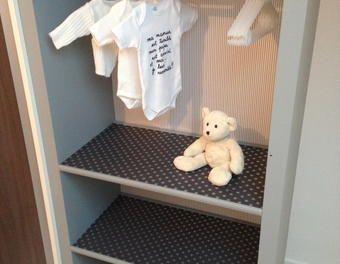 Création d'un dressing pour enfant à partir d'un meuble EXPEDIT transformation,Dressing,meuble expedit