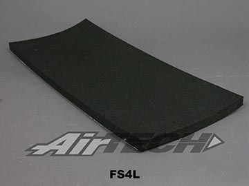 """FS4L Seat foam sheet 3/4"""" - long 12x26"""" This is what you want for 9 out of 10 cafe seats. It is tough enough to use without an upholstery and comfortable enough for longer rides - all things are relative off course, if you just got off your gel seat lazy boy megacruiser, you may disagree.  Visually, 3/4"""" is just about the perfect thickness. Run it as a stand alone seat pad for that race look or use it as a base for a custom upholstery job. It will not collapse like cheap automotive seat…"""