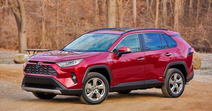 2019 toyota rav4 hybrid review suv sales champ gets an