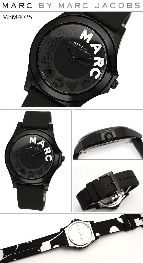 【楽天市場】マークバイ マークジェイコブス 腕時計Sloane (スローン)ブラック【MBM4025】【レビューを書いて送料無料!】【あす楽対応】【新品、本物、当店在庫だから安心】:Ryu's Selection