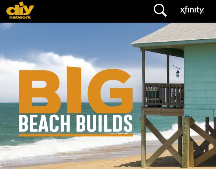 DIY network big beach builds Bethany Beach DE