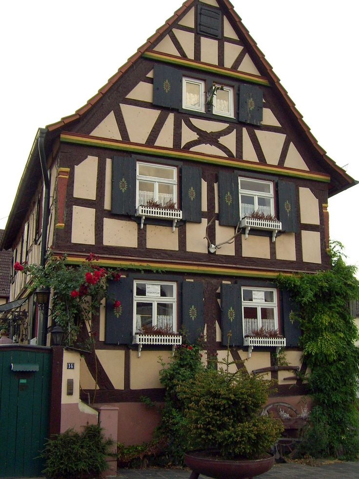 52 best german houses images on pinterest german houses for German house builders