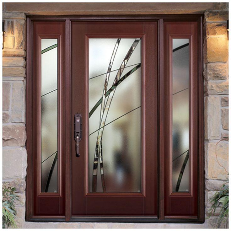 Masonite Decorative Glass Interior Doors