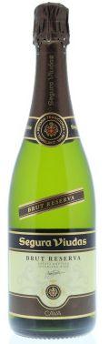 Segura Viudas Brut Reserva Cava  Five for Friday: The Bubbleista's Favorite Bubbly on a Budget
