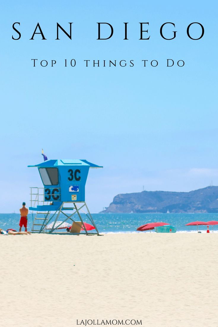 TOP 10 THINGS TO DO IN SAN DIEGO - YouTube