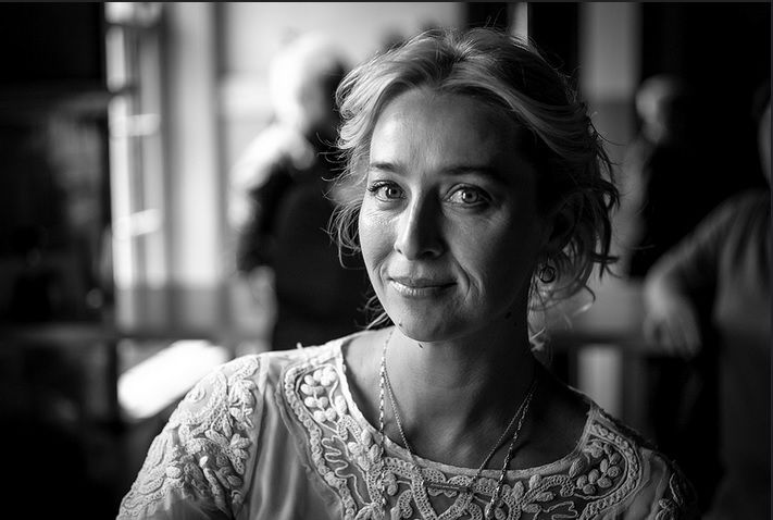 From Director Of Photography - John Brawley's twitter – behind the scenes- Offspring season 5 - Asher Keddie