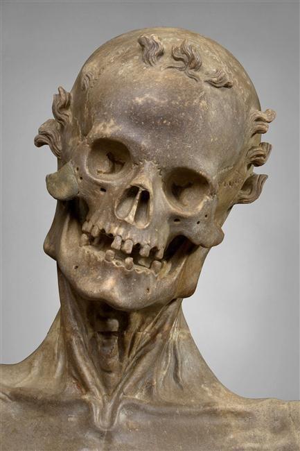 """Ile-de-France (vers/about 1530), La """"Mort Saint-Innocent"""" / The """"Death Saint-Innovent"""" © Musée du Louvre - Pierre Philibert"""