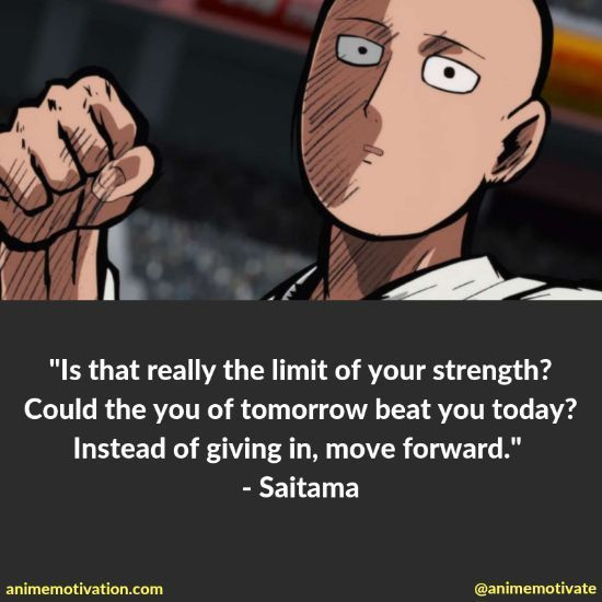 One Punch Man Quotes One Punch Man One Punch Man Funny One Punch