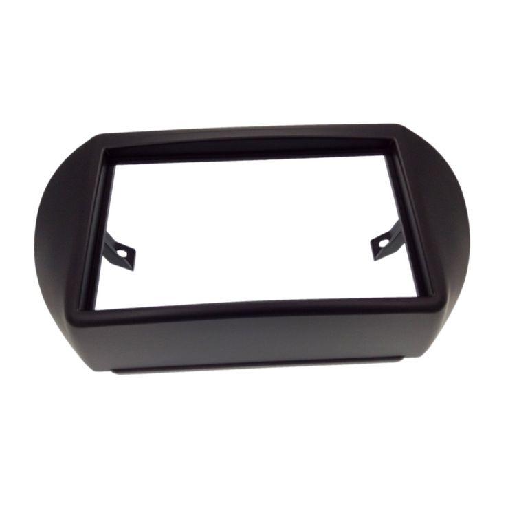 Free shipping Car radio Fascia 2DIN Adaptor auto stereo installation DVD Frame for Citroen NEMO