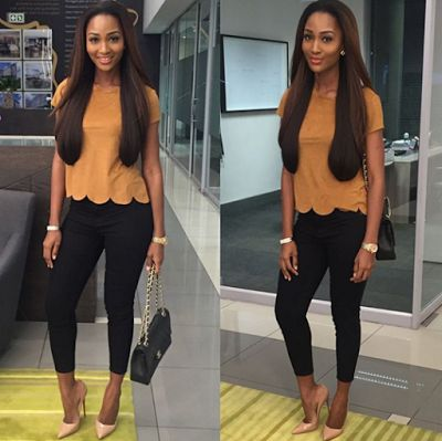 Koko Level's Blog:Breaking News In-depth In Nigeria: MBGN Tourism 2013 Powede Lawrence shares her pic