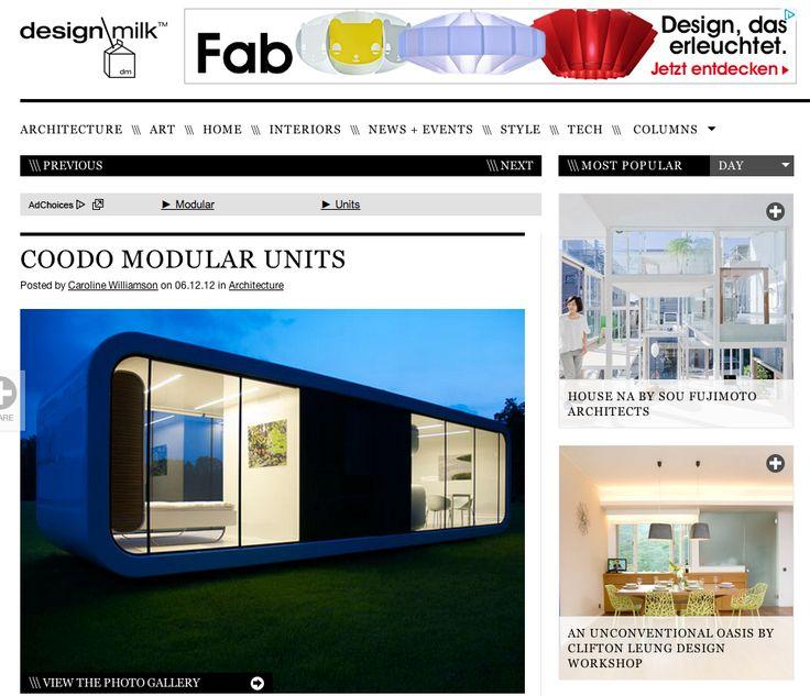 Feature by Design Milk