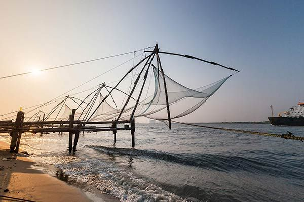 Places to see in India - Kochi