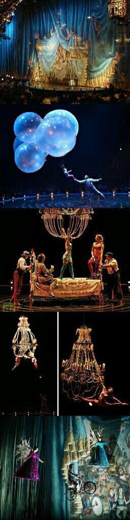 Cirque du Soleil - Corteo / enero 2015, Costa Rica