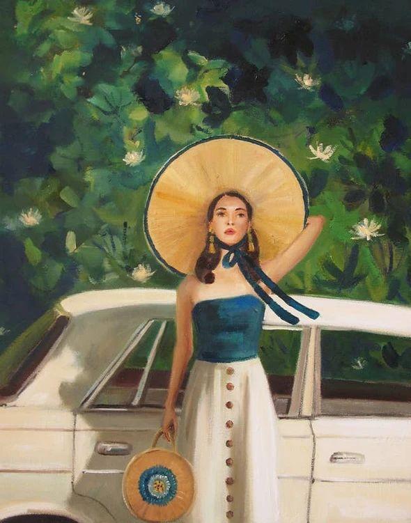 Janet Hill, Mulholland Drive, My New Room, Art Studios, Fine Art Paper, Vintage Inspired, Fine Art Prints, Large Prints, Floral Prints