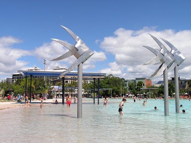 Cairns Esplanade Lagoon - Cairns, Queensland