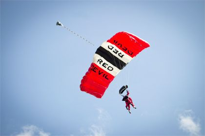 Charity Skydives | Help for Heroes | #H4H #skydiving #fundraising