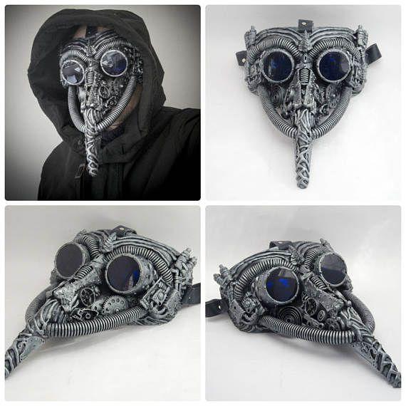 Hey, I found this really awesome Etsy listing at https://www.etsy.com/listing/258988547/steampunk-techno-phantom-mascarade-mask