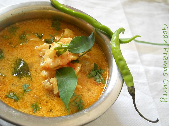 This goan prawns curry recipe could be made easily and is loved by everyone back at our place