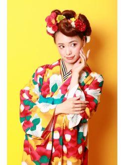 ルーヴル トータル ビューティ サロン 生駒(LOUVRE Total Beauty Salon)成人式style60'sレトロモダンスタイル