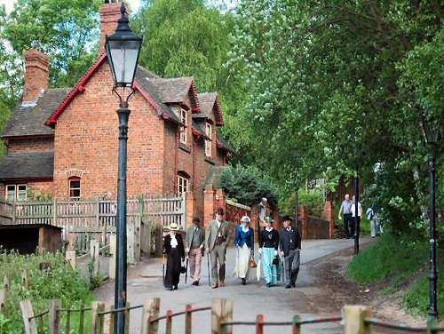 Blists Hill Victorian Town Heritage Site (Ironbridge Gorge) - Shropshire
