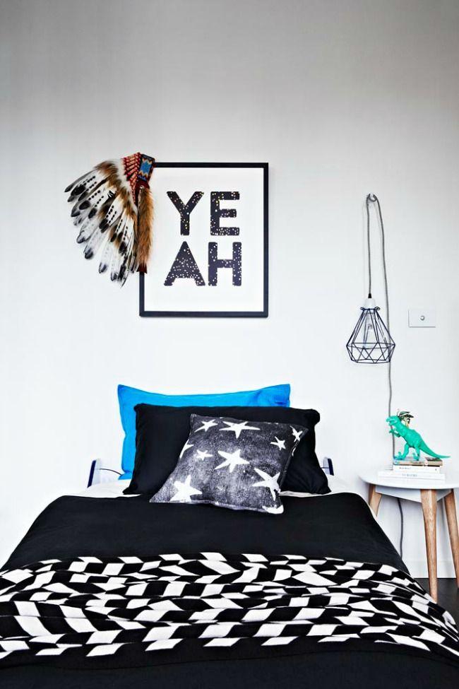 Rebecca Judd / The Style School / Boys bedroom / kids bedroom