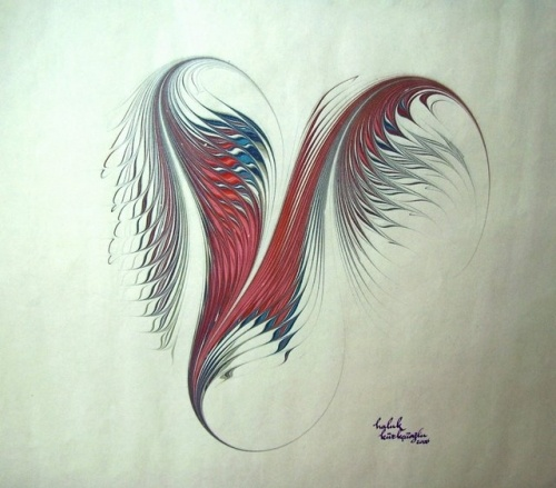 ebru paper | Art of Marbling 35 - SoftwareHardwareWorld.com