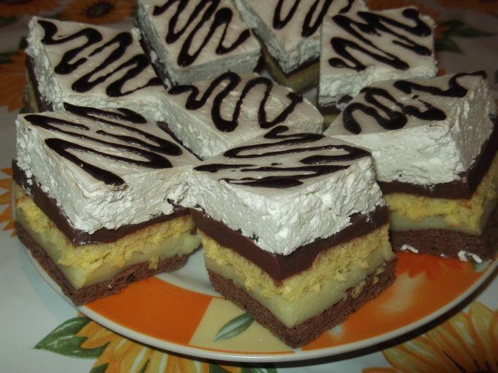 Somlói szelet | Receptneked.hu (olcso-receptek.hu)