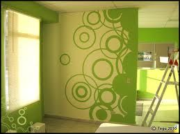 How To Paint Circles On Wall Google Search Nursery