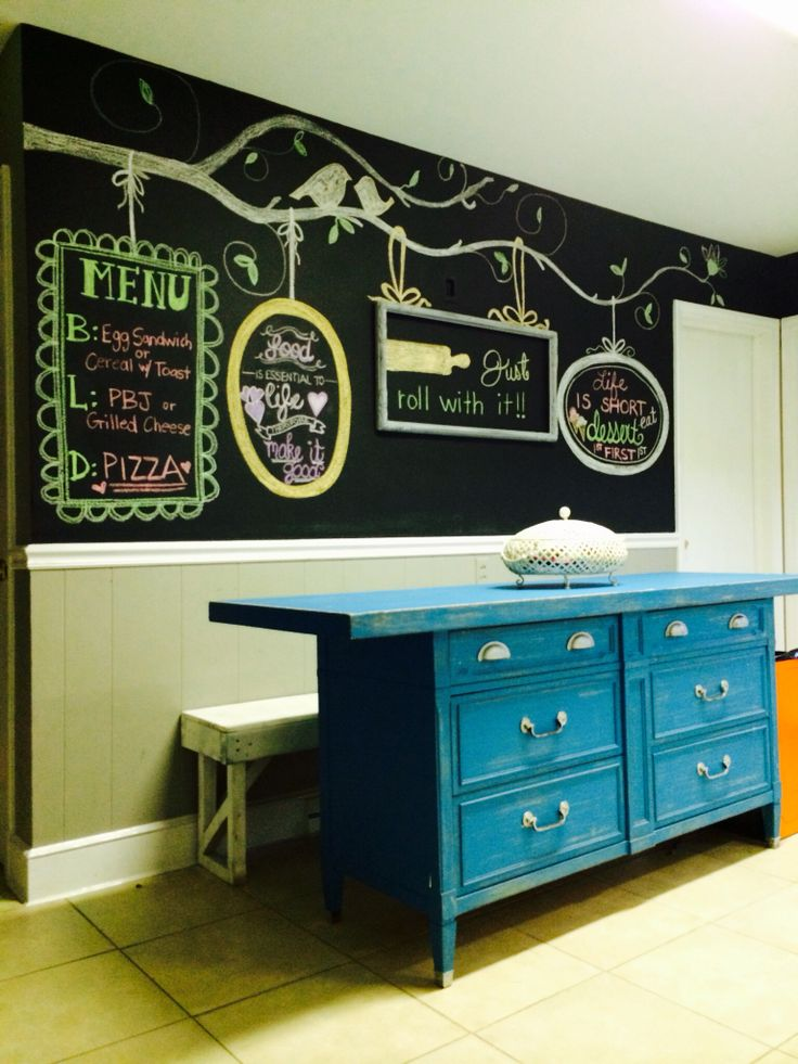 best 25 kitchen chalkboard walls ideas on pinterest With best brand of paint for kitchen cabinets with smart frog wall art