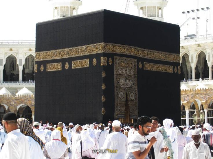 Pin by Gayle Mrabet on Islam | Pinterest | Mecca pilgrimage ...