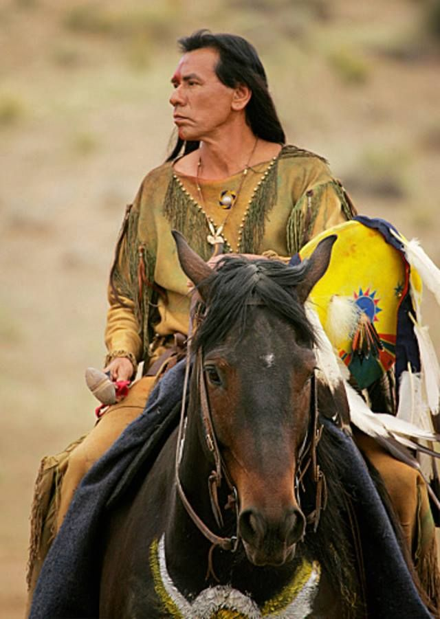 "Wesley ""Wes"" Studi (born December 17, 1947) is an American actor of Cherokee ancestry, who has earned notability for his portrayal of Native Americans in film."