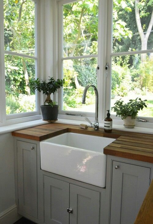 Utility room inspo dream country home pinterest for House plans with kitchen sink window