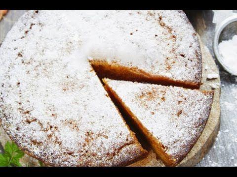 Морковный пирог с грецким орехом ??? Диетический десерт - Простые рецепты Овкусе.ру