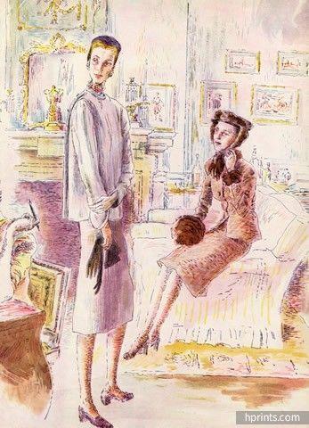 Hattie Carnegie 1944 Cecil Beaton