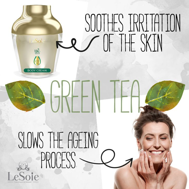 For centuries, #greentea has been considered to be a source of #health and #youth. Because of its unusual properties, it was used in #cosmetics. It slows the ageing process of the skin, moisturizes and firms, soothes irritation and inflammation, helps combat cellulite and also naturally delays the ageing process. Try it out :)