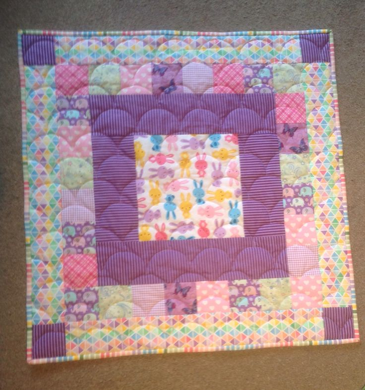 Quilt for Amelia