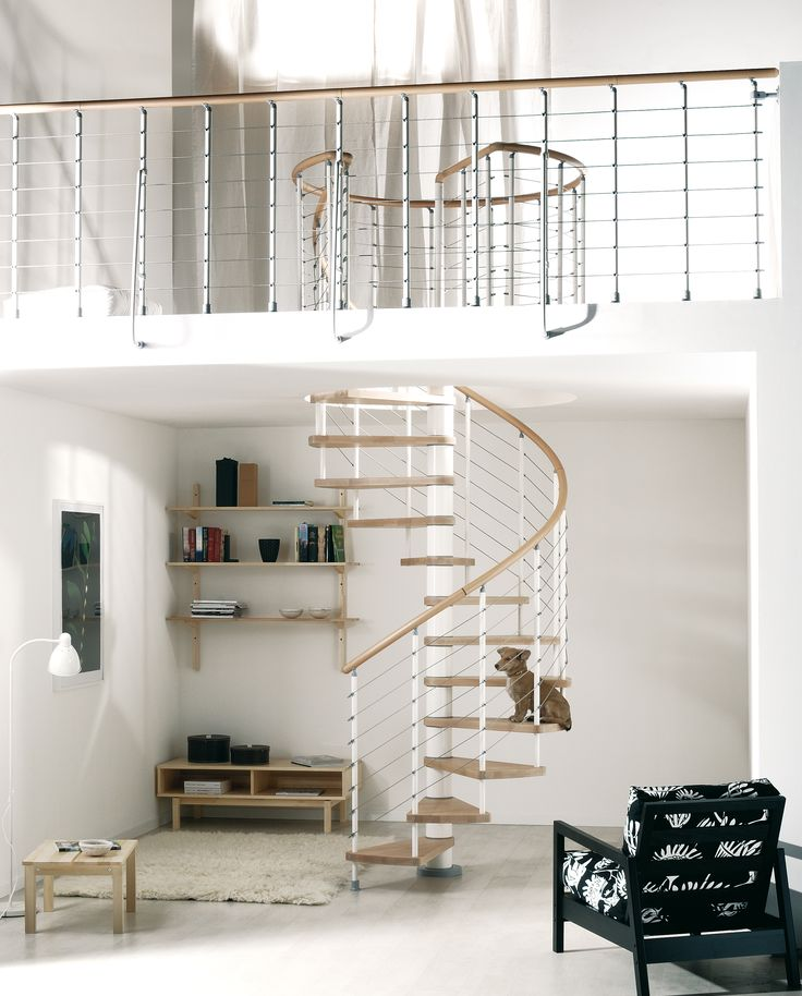 17 best ideas about escalier h lico dal on pinterest. Black Bedroom Furniture Sets. Home Design Ideas