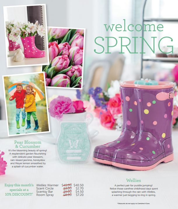 14 Best Images About Scentsy Warmer And Scent Of The Month