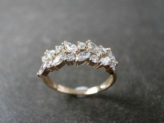 comment choisir la meilleure bague fiançaille avec diamants