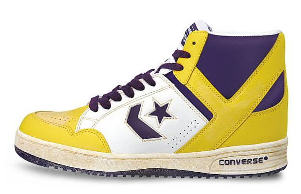 Converse Weapon - The 80 Greatest Sneakers of the '80s | Complex