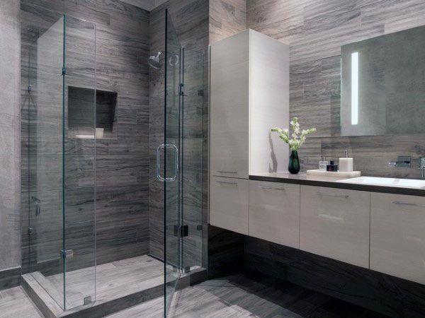 Top 50 Best Modern Shower Design Ideas Walk Into Luxury Modern Bathroom Remodel Modern Bathroom Modern White Bathroom