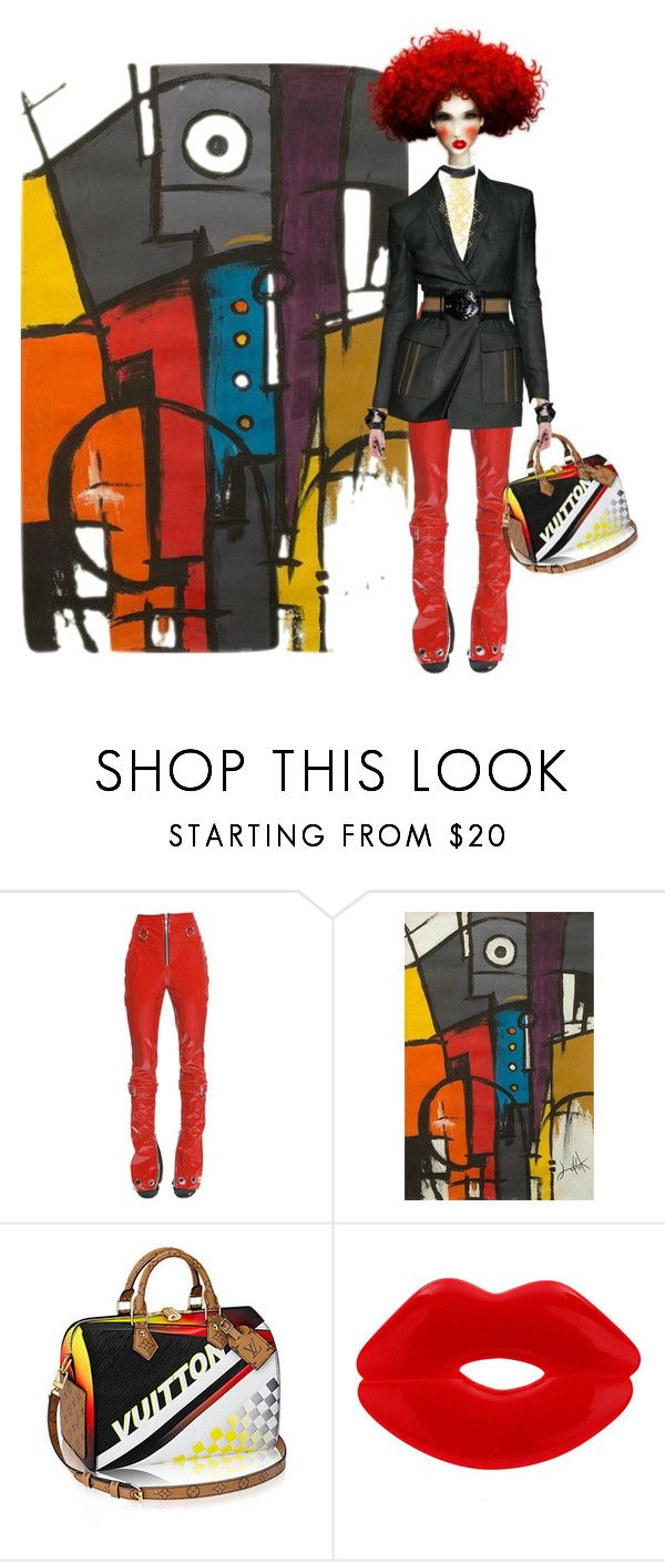 Sans titre #282 by cocochanellevesque on Polyvore featuring mode, Dilara Findikoglu and NOVICA