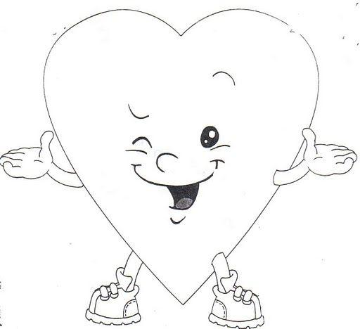 Okul öncesi Kalp Boyama En Yeniler En Iyiler יום המשפחה Family