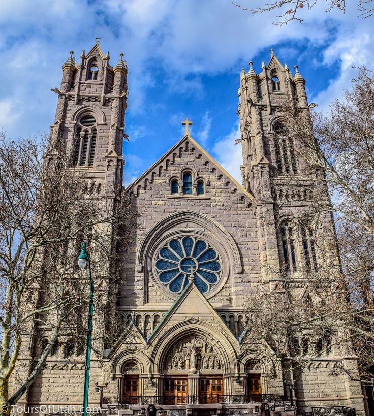 Cathedral of the Madeleine - Things to do in Salt Lake City ...
