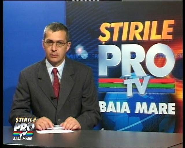 Stire Pro-TV. Universitatea de Nord Baia Mare a devenit centru de acces la Internet fara fire, în urma unei donaţii de echipament wireless o...