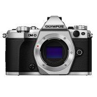 Olympus E-M5 Mark II Mirrorless Camera (Body Only) - Silver