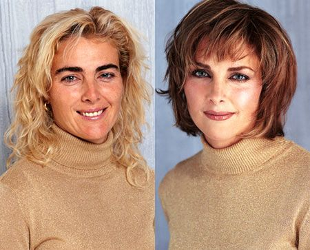 """""""I can't begin to explain how many compliments I receive!"""" ~ Sonja View the before and after here: http://chataromano.com/makeover/sonja-32-secretary/ #style #beauty #makeover"""